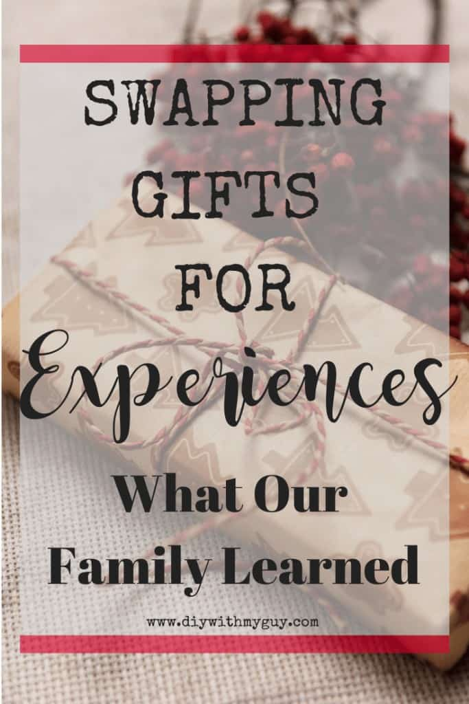 Give Kids Experiences Instead Of Toys