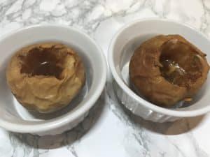 Immune Boosting Baked Apples
