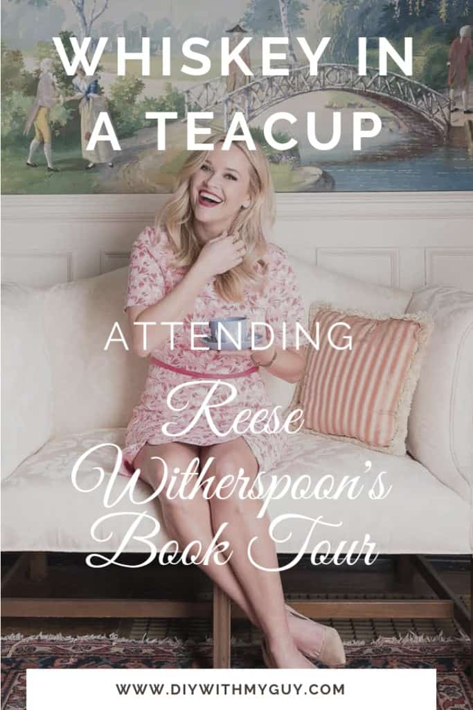 Reese Witherspoon Whiskey In A Teacup