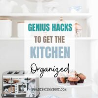 How To Organize & Clean the Kitchen