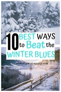 How to beat the winter blues. Top ways to seasonal affective disorder.