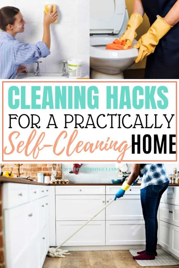 Cleaning Hacks. Weekly Cleaning schedule. Cleaning tips and tricks