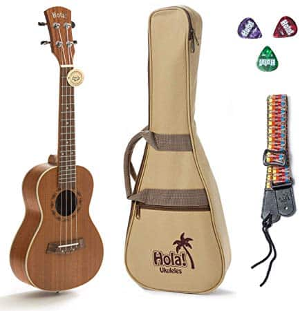 Ukulele Bundle