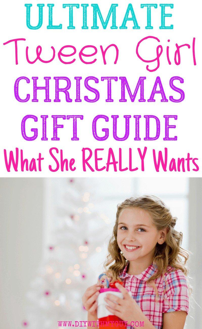 tween girl gifts