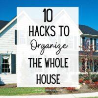DIY Organizational Hacks