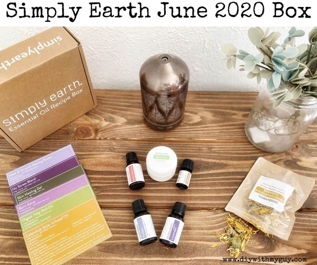 Simply Earth Recipe Box Review