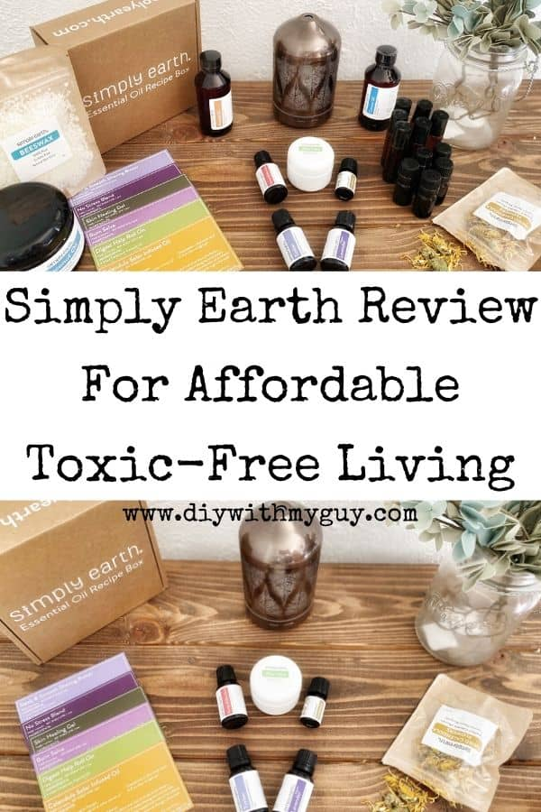 Honest Simply Earth Review