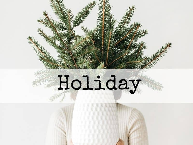DIY Holiday
