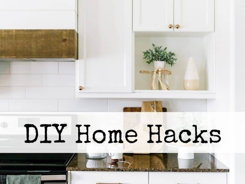 DIY Home Hacks