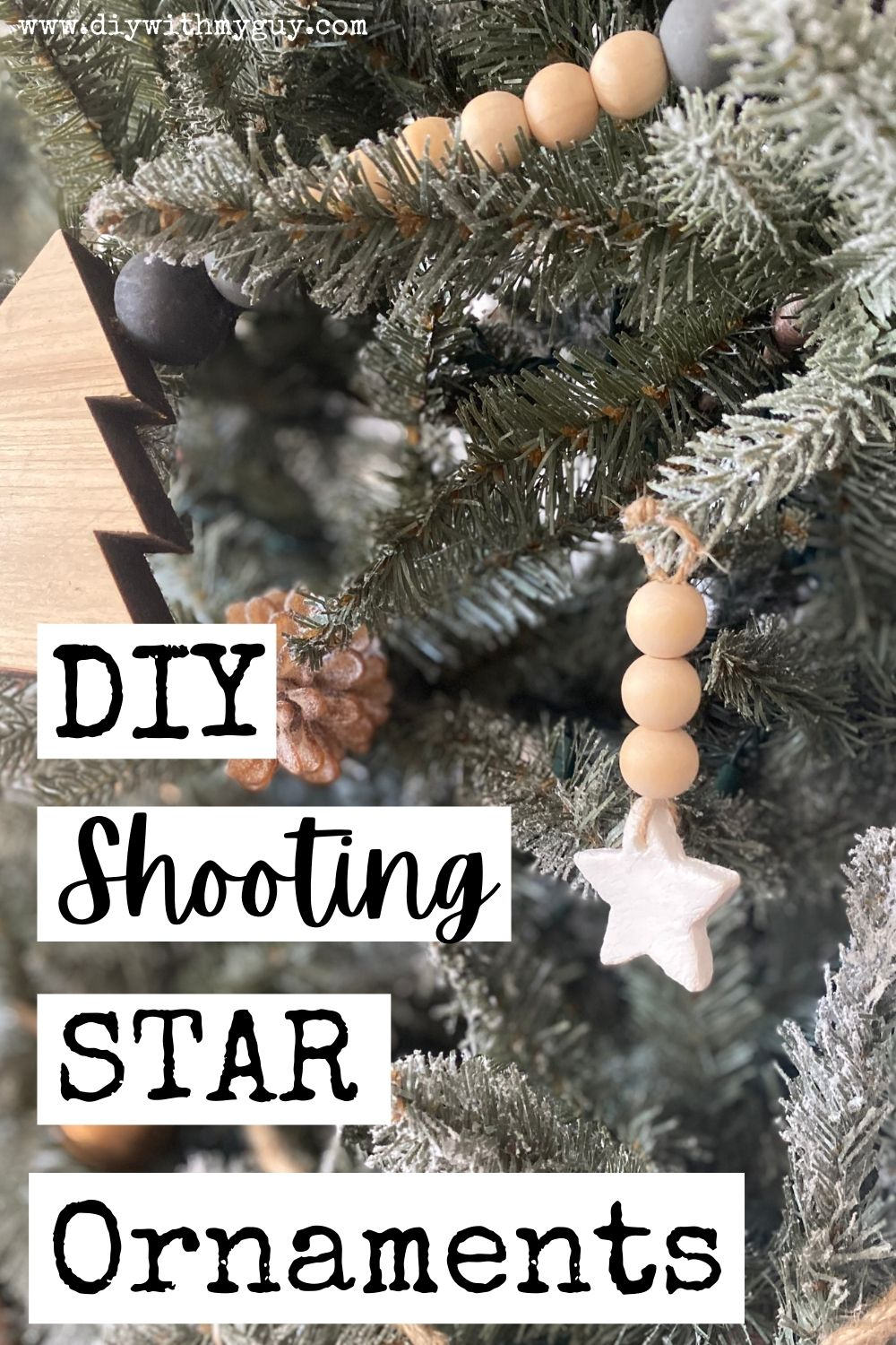 DIY Clay Ornament Christmas TREE