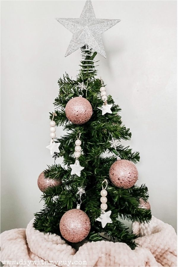 DIY Clay Ornament Tree
