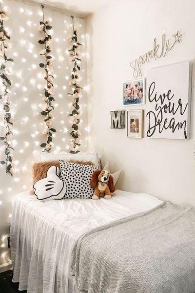 Aesthetic Dorm Room Disney