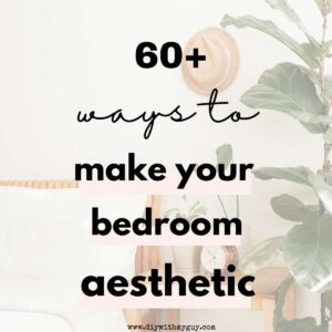 aesthetic bedroom ideas
