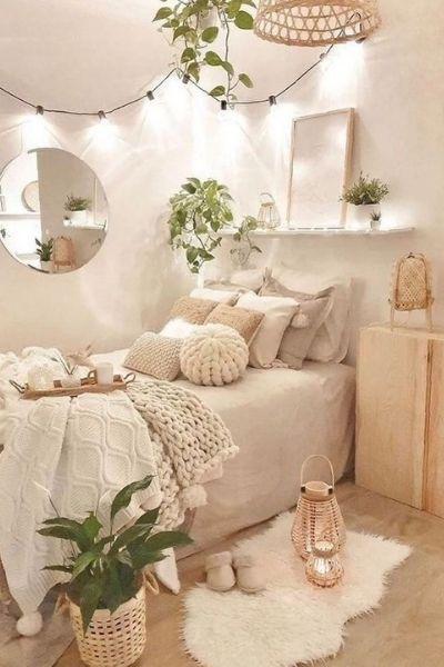 dorm themes boho room