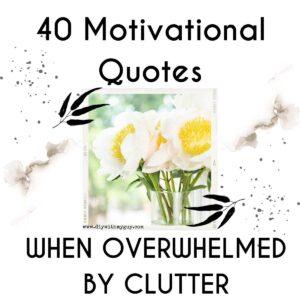 Decluttering Quotes