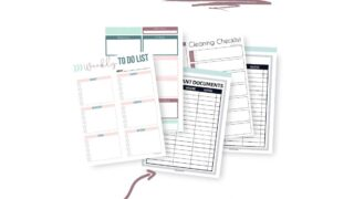 Organizational Lists To Make Life Easier