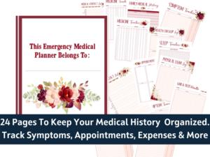 Organize Medical Records
