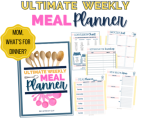 Organized Meal Planner