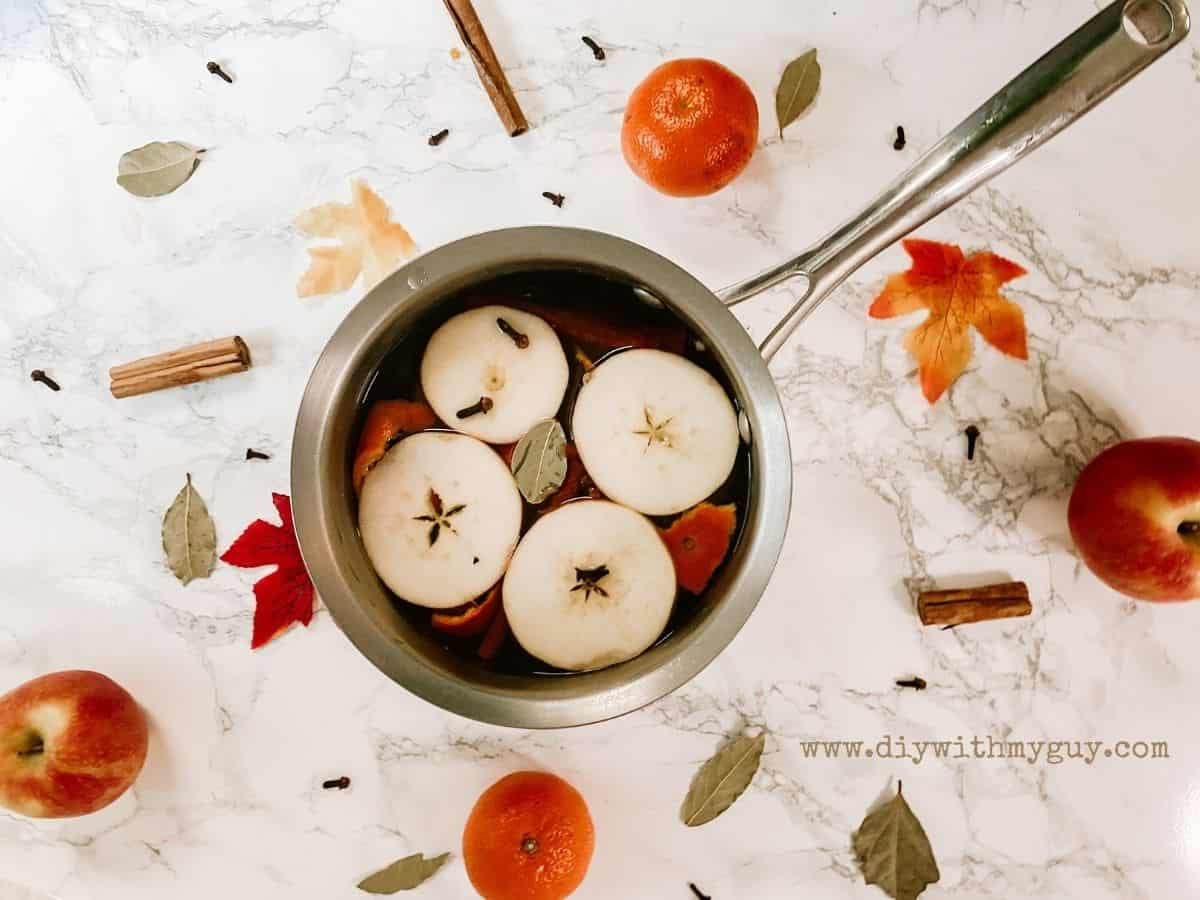 simmer pot recipe for fall